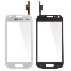 Samsung Ace 3 S7270 / S7272 / S7275 - Front Glass Digitizer White