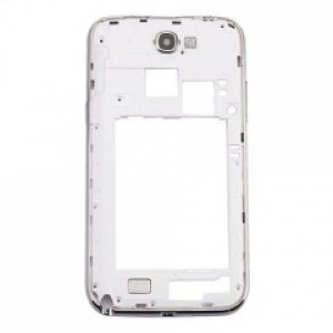 Samsung Galaxy Note 2 N7105 - Middle Frame White