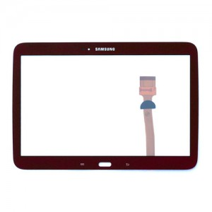 Samsung Galaxy Tab 3 10.1 P5200 P5210 - Front Glass Digitizer Red