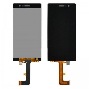 Huawei Ascend P7 Sophia - Full Front LCD Digitizer Black
