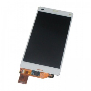 Sony Xperia Z3 Compact D5803 D5833 - Full Front LCD Digitizer OEM White