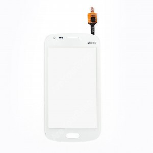 Samsung Galaxy Trend Plus S7580 S7582 Duos - Front glass Digitizer White