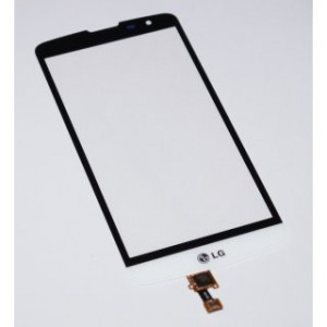 LG L Bello D331 - Front Glass Digitizer White