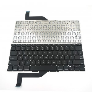 Macbook Pro Retina 15 inch A1398 2012-2013 - American Keyboard US Layout with Backlight