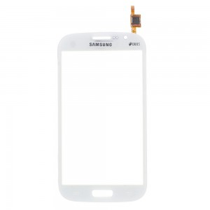 Samsung Galaxy Grand Duos I9082 - Front Glass Digitizer White