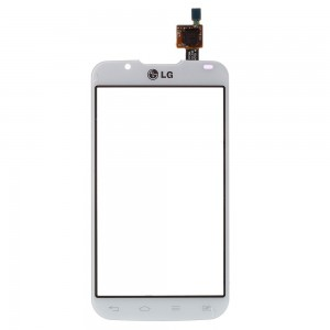 LG Optimus  L7 2 P715 - Front Glass Digitizer White