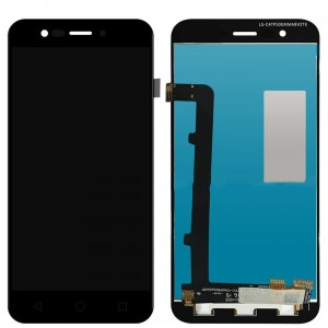 ZTE Vodafone Smart Prime 7 - Full Front LCD Digitizer Black