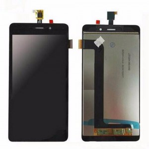 Wiko Pulp Fab 4G - Full Front LCD Digitizer Black