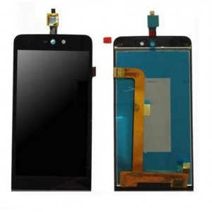 Wiko Rainbow Jam 4G - Full Front LCD Digitizer Black