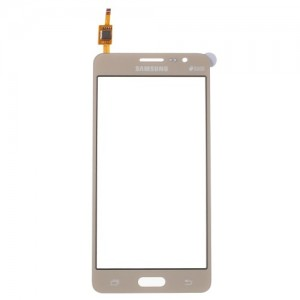 Samsung Galaxy On 5 G5500 - Front Glass Digitizer with Duos Gold