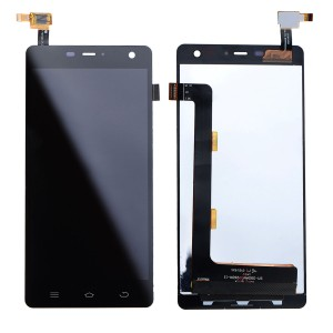 THL T5000 - Full Front LCD Digitizer Black