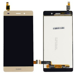 Huawei Ascend P8 Lite - Full Front LCD Digitizer Gold