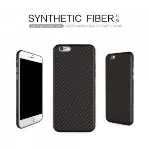 iPhone 6 / 6S - Nillkin Synthetic Fiber Phone Case