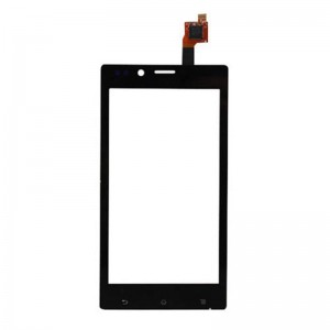 Sony Xperia J ST26 ST26i - Front Glass Digitizer Black