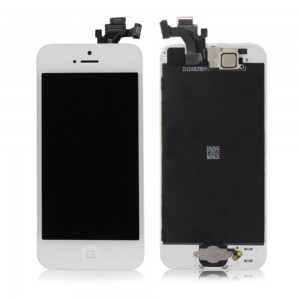 iPhone 5 - LCD Digitizer A+++  White