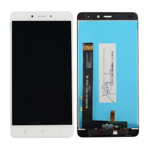 Xiaomi Redmi Note 4 - Full Front LCD Digitizer White