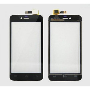Wiko Birdy - Front Glass Digitizer Black