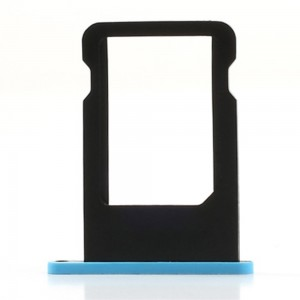 iPhone 5C - SIM Card Tray Holder  Blue