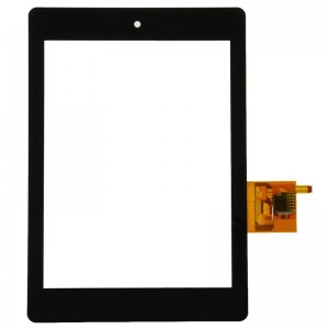 Acer Iconia Tab A1-810/811 - Front Glass Digitizer Black