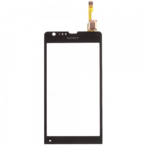 Sony Xperia SP M35H C5302 C5303 C5306 - Front Glass Digitizer Black