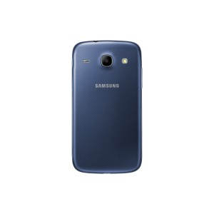 Samsung Galaxy Core I8260 I8262 - Battery Cover Blue