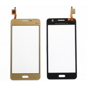 Samsung Galaxy Grand Prime Duos G531F - Front Glass Digitizer Gold