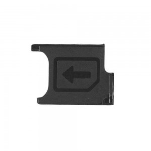 Sony Xperia Z2  D6503/D6502 - SIM Card Tray Holder Black