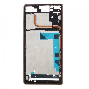 Sony Xperia Z3 D6603 - Middle frame  Copper
