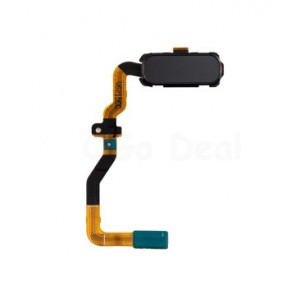 Samsung Galaxy S7 G930F - Home Button Flex Cable Black