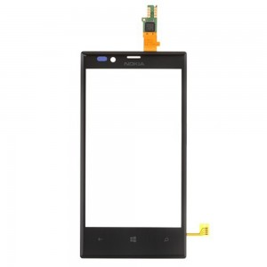 Nokia Lumia 720 - Front Glass Digitizer Black