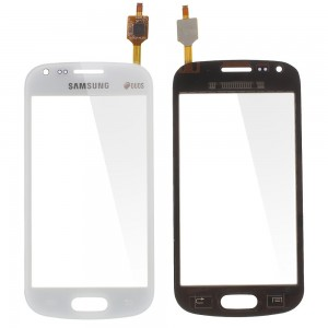 Samsung Galaxy S Duos S7562 - Front Glass Digitizer   White