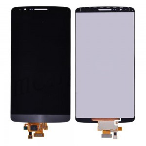 LG G3 D850 D855 D852 - Full Front LCD Digitizer Black Grey