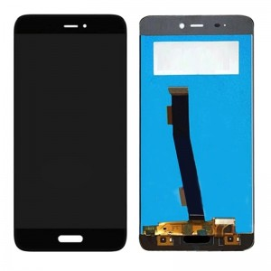 Xiaomi Mi 5 - Full Front LCD Digitizer Black