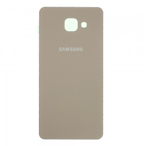 Samsung Galaxy A7 2016 A710 - Battery Cover Gold