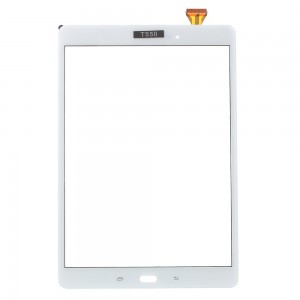 Samsung Galaxy Tab A 9.7 T550 T555 - Front Glass Digitizer White