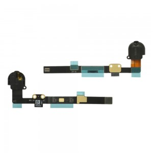 iPad Mini - Audio Jack Earphone Flex Cable Black
