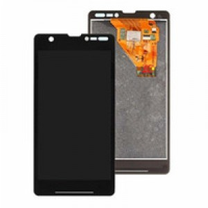 Sony Xperia ZR C5502/C5503 - Full Front LCD Digitizer OEM Black