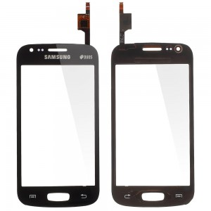 Samsung Ace 3 S7270 / S7272 / S7275 - Front Glass Digitizer  Black