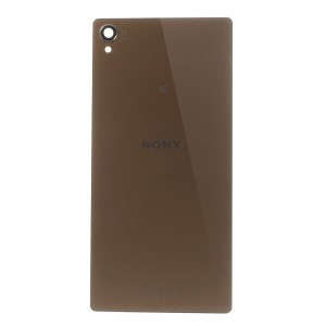 Sony Xperia Z3 D6603, D6643, D6653 - Battery Cover Gold
