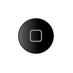 iPad 2 - Home Button Plastic Black