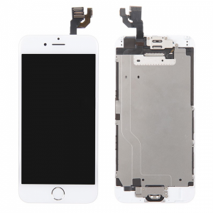 iPhone 6 – LCD Digitizer (original remaded) Full assembled White
