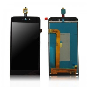 Wiko Rainbow Jam 3G - Full Front LCD Digitizer Black