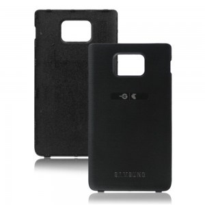 Samsung Galaxy S2 I9100 - Battery Cover Black