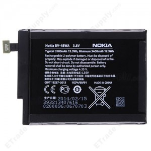 Nokia Lumia 1320 - Battery BV-4BWA