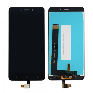 Xiaomi Redmi Note 4 - Full Front LCD Digitizer Black