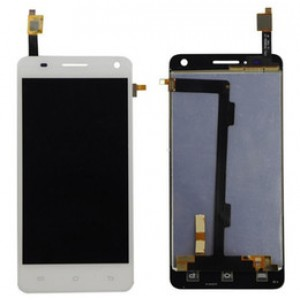 BQ Aquaris 5.7 FPC-TP10910A  - Full Front LCD Digitizer White
