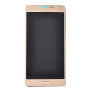 Samsung Galaxy A7 A700 - Full Front LCD Digitizer Gold