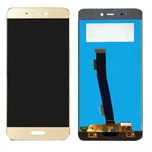 Xiaomi Mi 5 - Full Front LCD Digitizer Gold