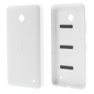 Nokia Lumia 630/635  - Battery Cover White