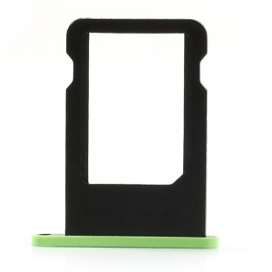 iPhone 5C - SIM Card Tray Holder Green
